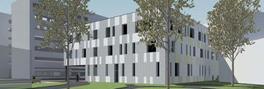 Nieuwbouw project Revalidatie, verpleegwetenschappen en sport voor het UMC te Utrecht